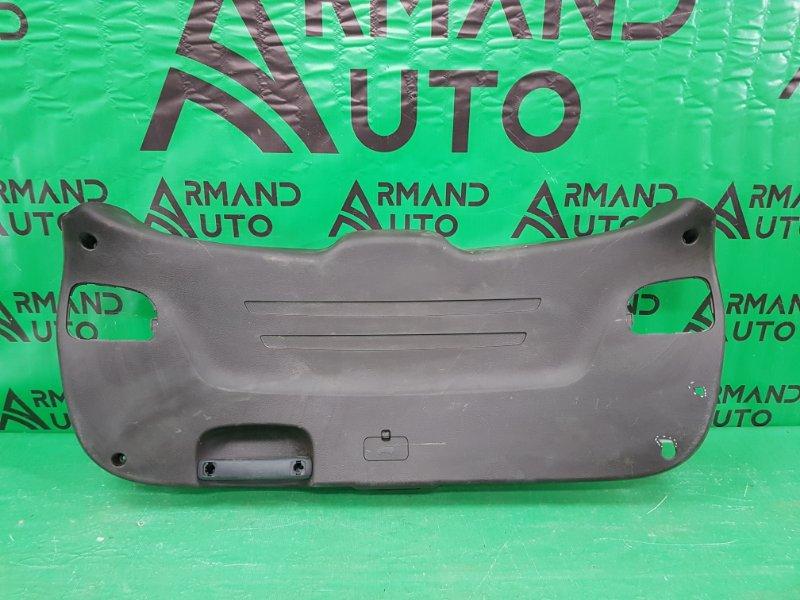 Обшивка двери багажника Hyundai Santa Fe 3 2012 (б/у)