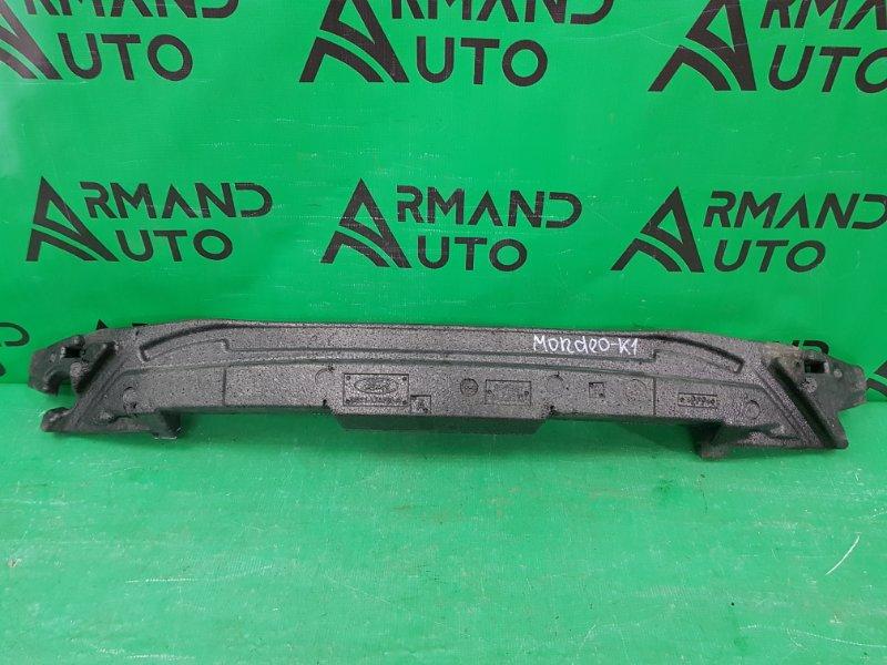 Абсорбер бампера Ford Mondeo 4 РЕСТАЙЛИНГ 2010 передний (б/у)