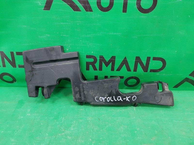Дефлектор радиатора Toyota Corolla E160 2012 правый (б/у)