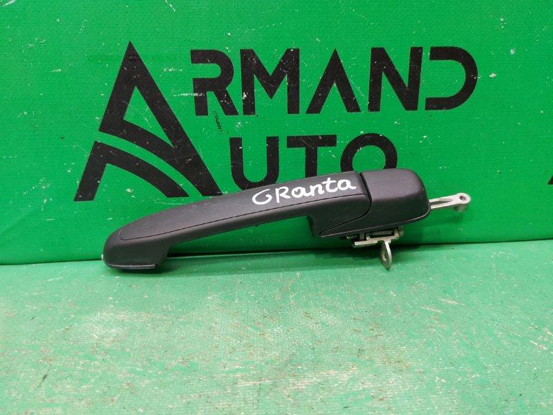 Ручка двери Lada Granta 1 2011 задняя правая (б/у)