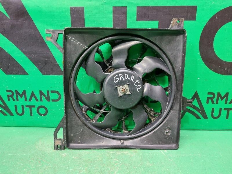 Диффузор радиатора Lada Granta 1 2011 (б/у)