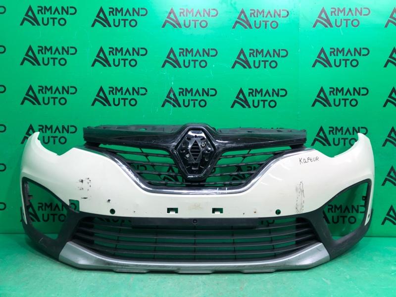 Бампер Renault Kaptur 2016 передний (б/у)