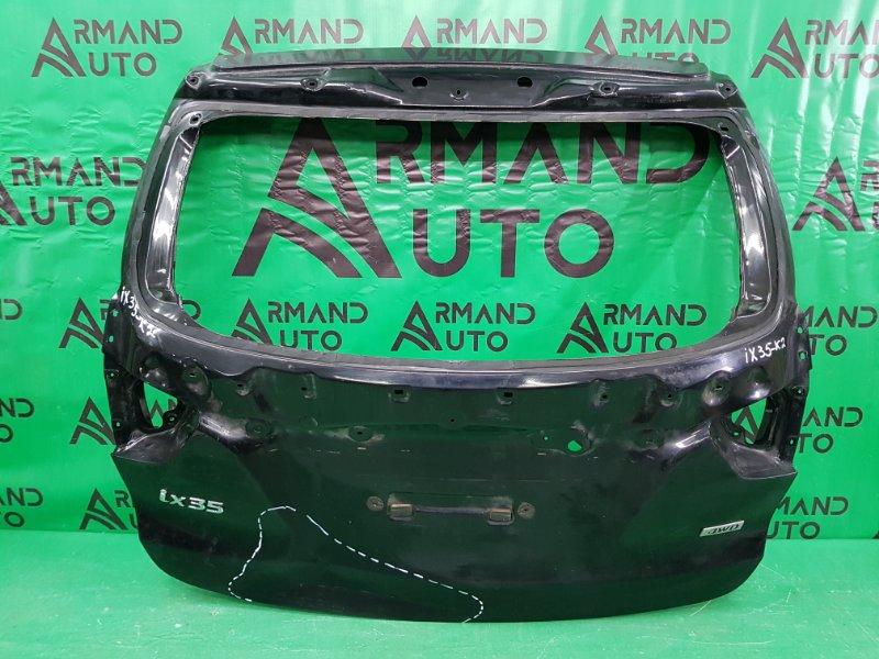 Дверь багажника Hyundai Ix35 1 2010 (б/у)