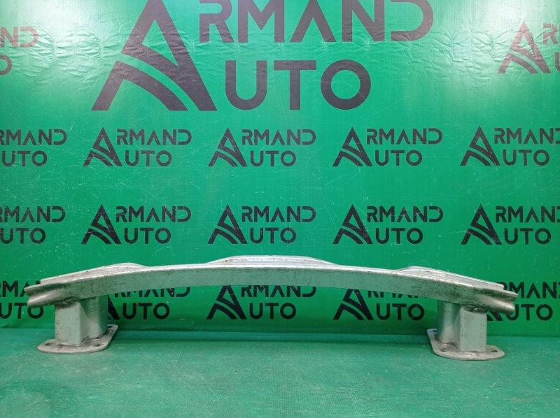 Усилитель бампера Audi Q7 2 4M 2015 задний (б/у)