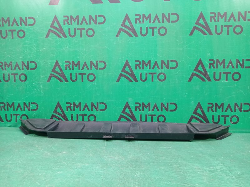 Воздуховод радиатора Audi Q7 1 4L 2005 передний верхний (б/у)