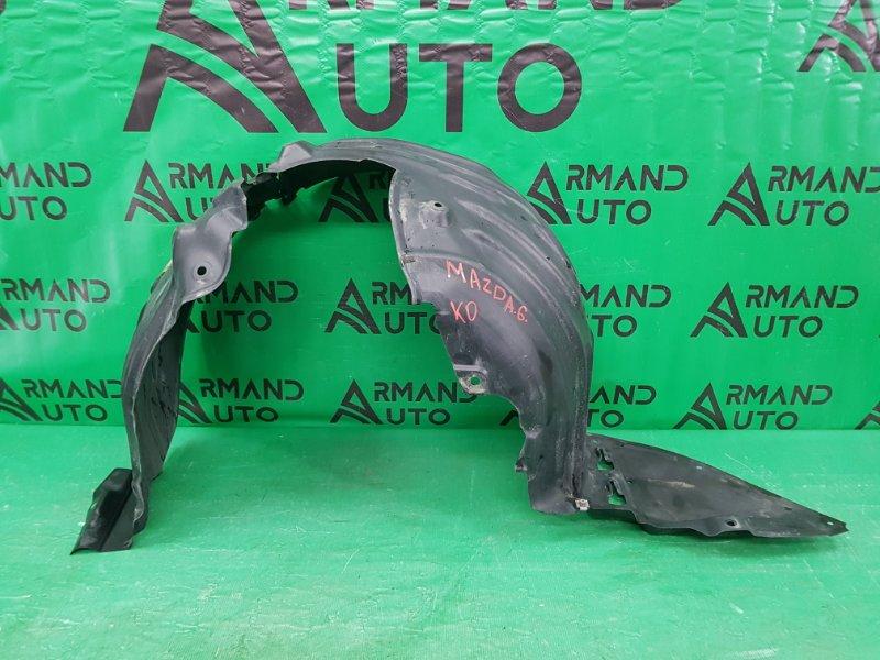 Подкрылок Mazda 6 GJ 2012 передний левый (б/у)