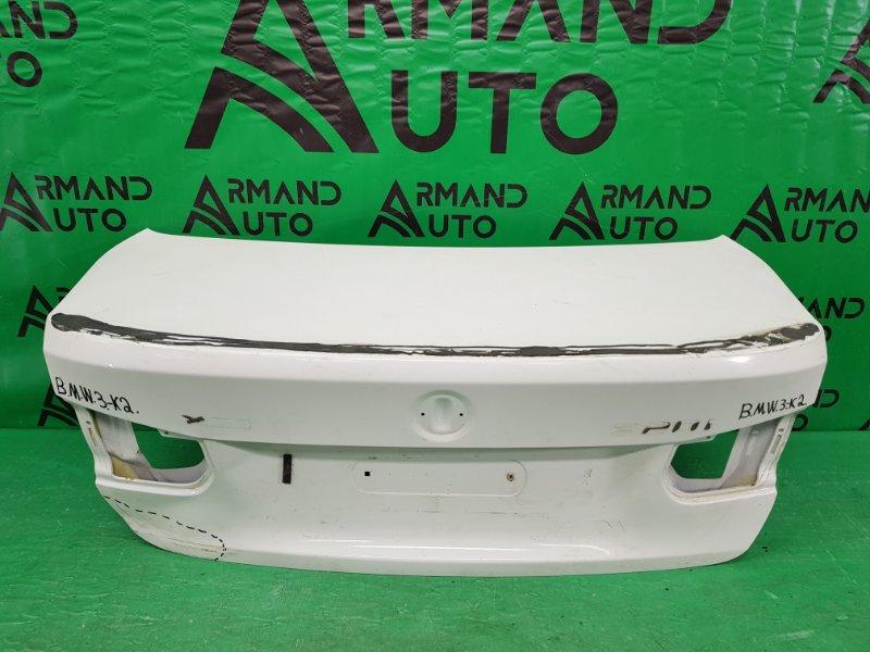 Крышка багажника Bmw 3 F30 2011 (б/у)
