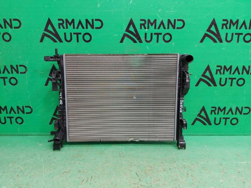 Радиатор охлаждения Renault Duster 1 2010 (б/у)