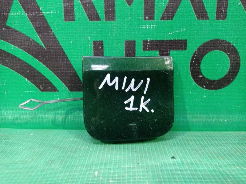 Заглушка буксировочного крюка Mini Countryman F60 2016 задняя (б/у)