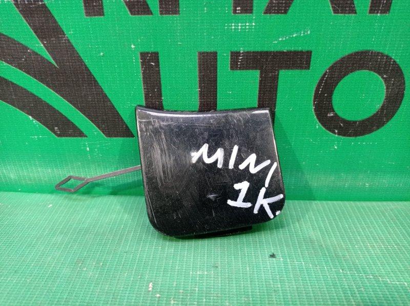 Заглушка буксировочного крюка Mini Countryman F60 2016 передняя (б/у)