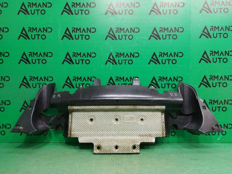 Пыльник бампера Land Rover Discovery Sport 1 2014 задний (б/у)