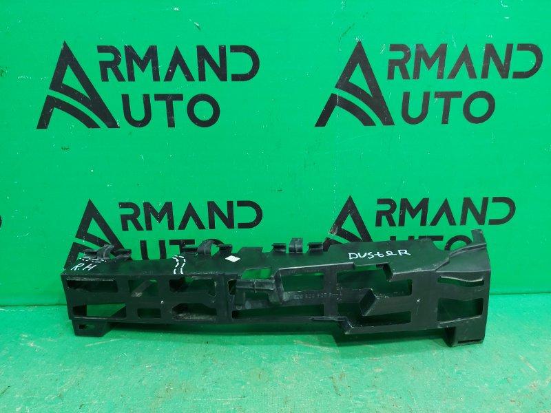 Абсорбер бампера Renault Duster 1 2010 передний правый (б/у)