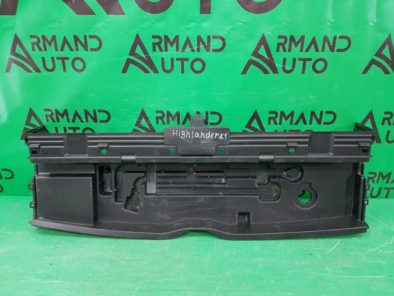 Ящик для инструментов Toyota Highlander 2 РЕСТАЙЛИНГ 2010 (б/у)