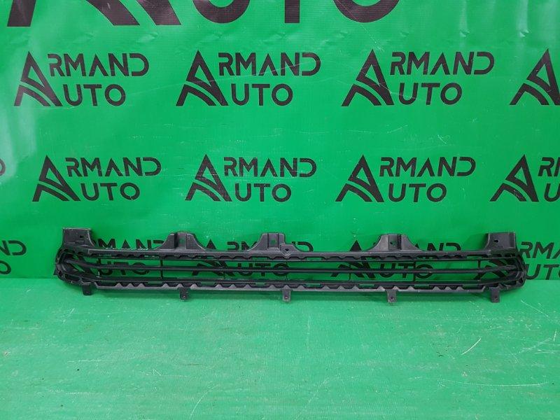 Решетка бампера Toyota Land Cruiser Prado 150 РЕСТАЙЛИНГ 2 2017 передняя нижняя (б/у)