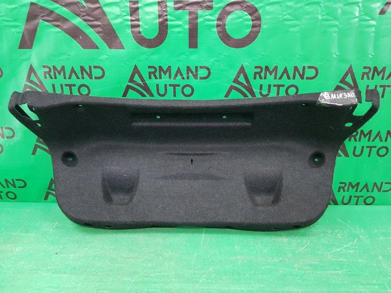 Обшивка крышки багажника Bmw 3 F30 2011 (б/у)