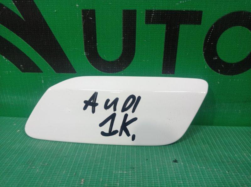 Крышка фароомывателя Audi A6 5 C8 2018 левая (б/у)