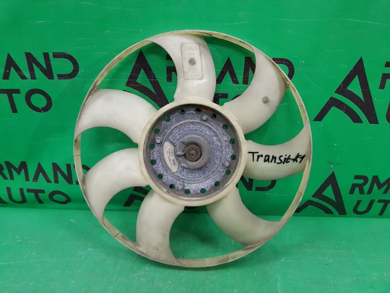 Вентилятор радиатора Ford Transit 6 2006 (б/у)