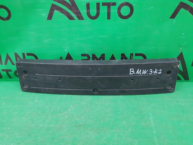 Площадка номерного знака Bmw 3 F30 2011 (б/у)