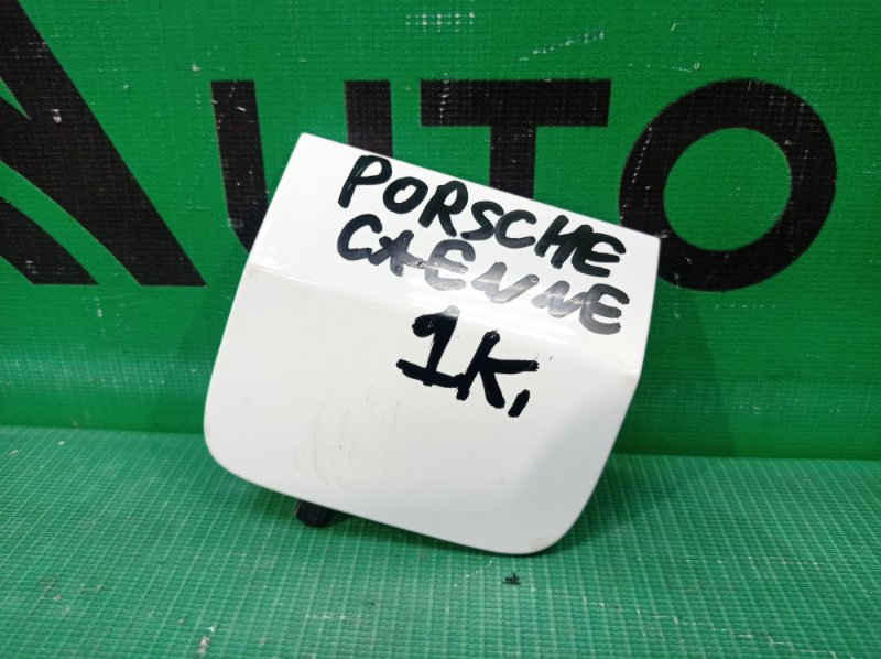 Заглушка буксировочного крюка Porsche Cayenne 3 PO536 2017 левая (б/у)