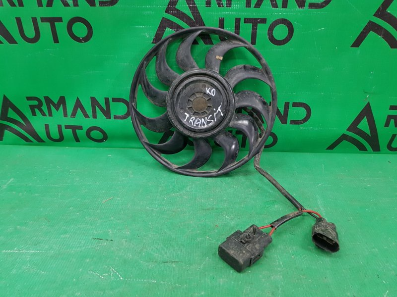 Вентилятор радиатора Ford Transit 7 2014 (б/у)