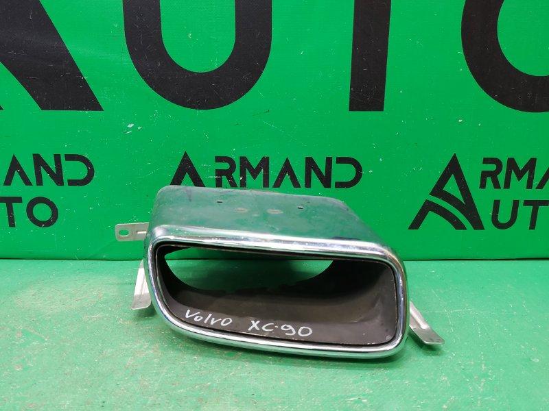 Насадка глушителя Volvo Xc90 2 2014 правая (б/у)