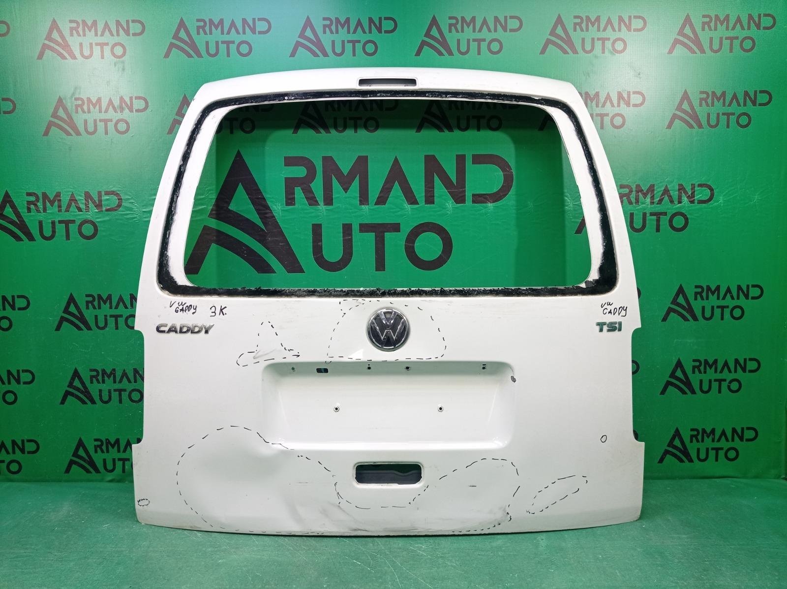 Дверь багажника Volkswagen Caddy 3 2004 (б/у)