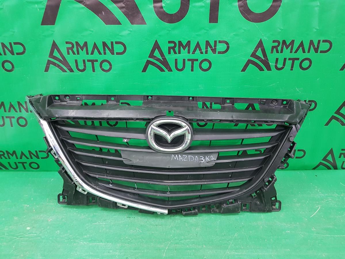 Решетка радиатора Mazda 3 BM 2013 (б/у)