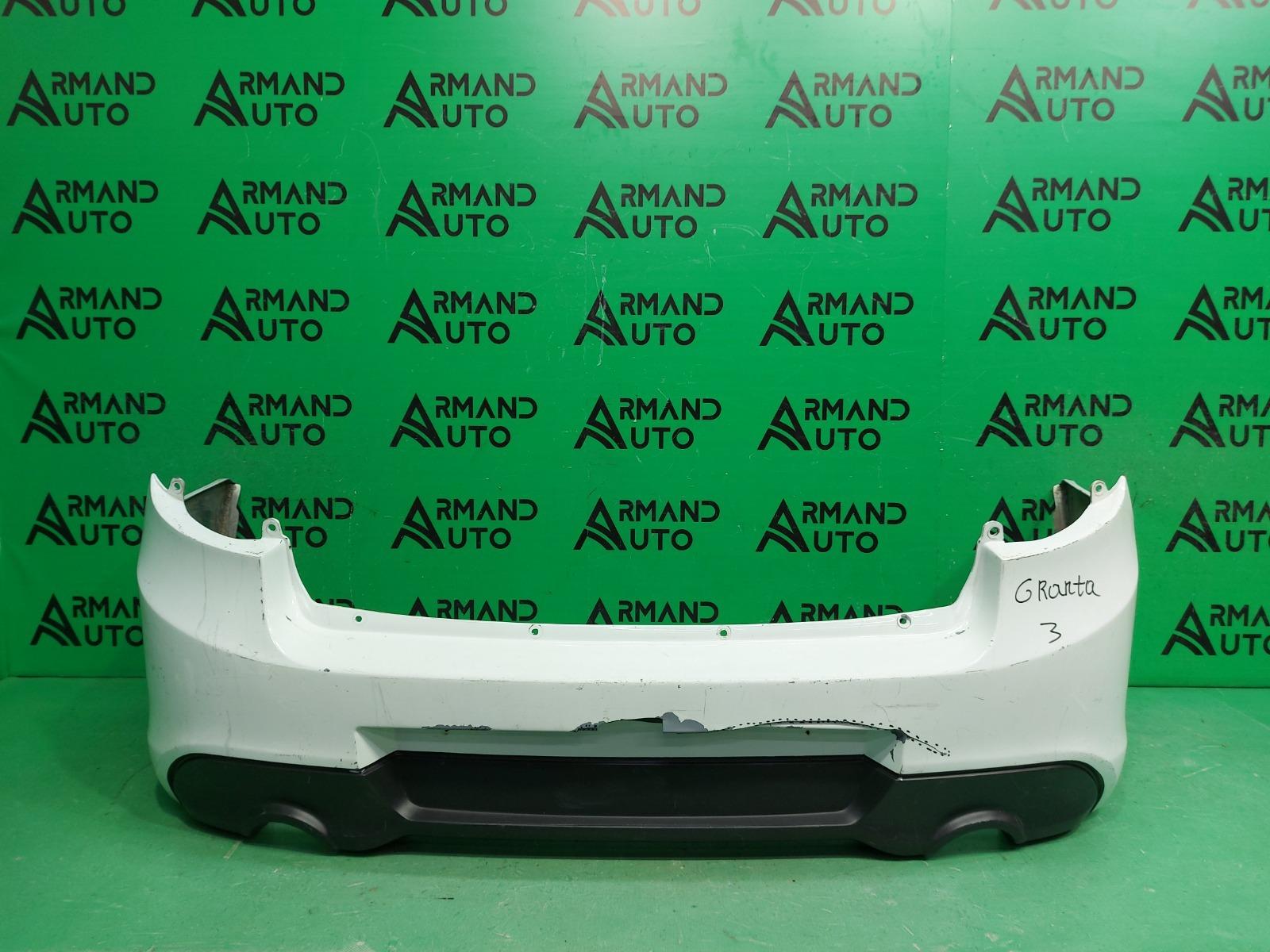 Бампер Lada Granta Sport 1 2011 задний (б/у)