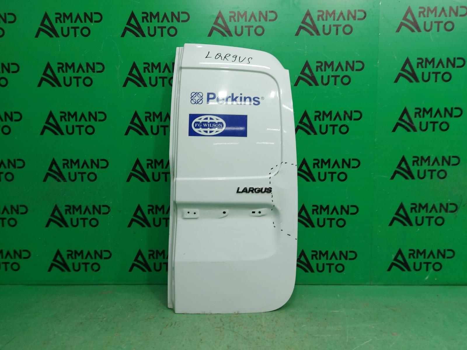 Дверь багажника Lada Largus 2012 правая (б/у)