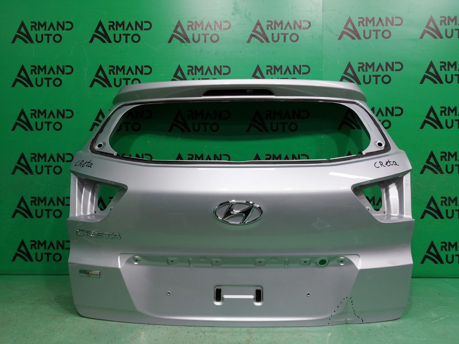 Дверь багажника Hyundai Creta 1 2016 (б/у)