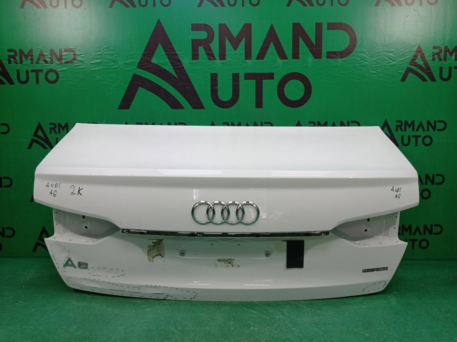 Крышка багажника Audi A6 5 C8 2018 (б/у)