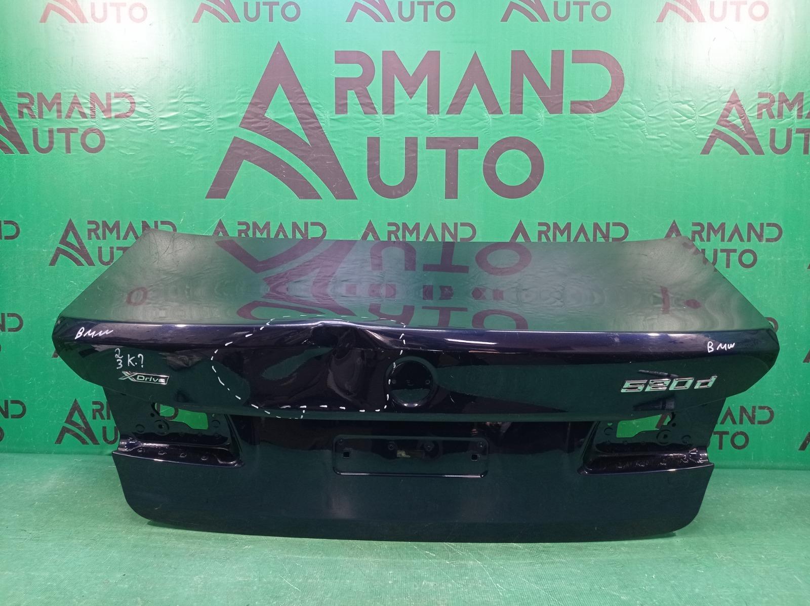 Крышка багажника Bmw 5 Series G30 2016 (б/у)