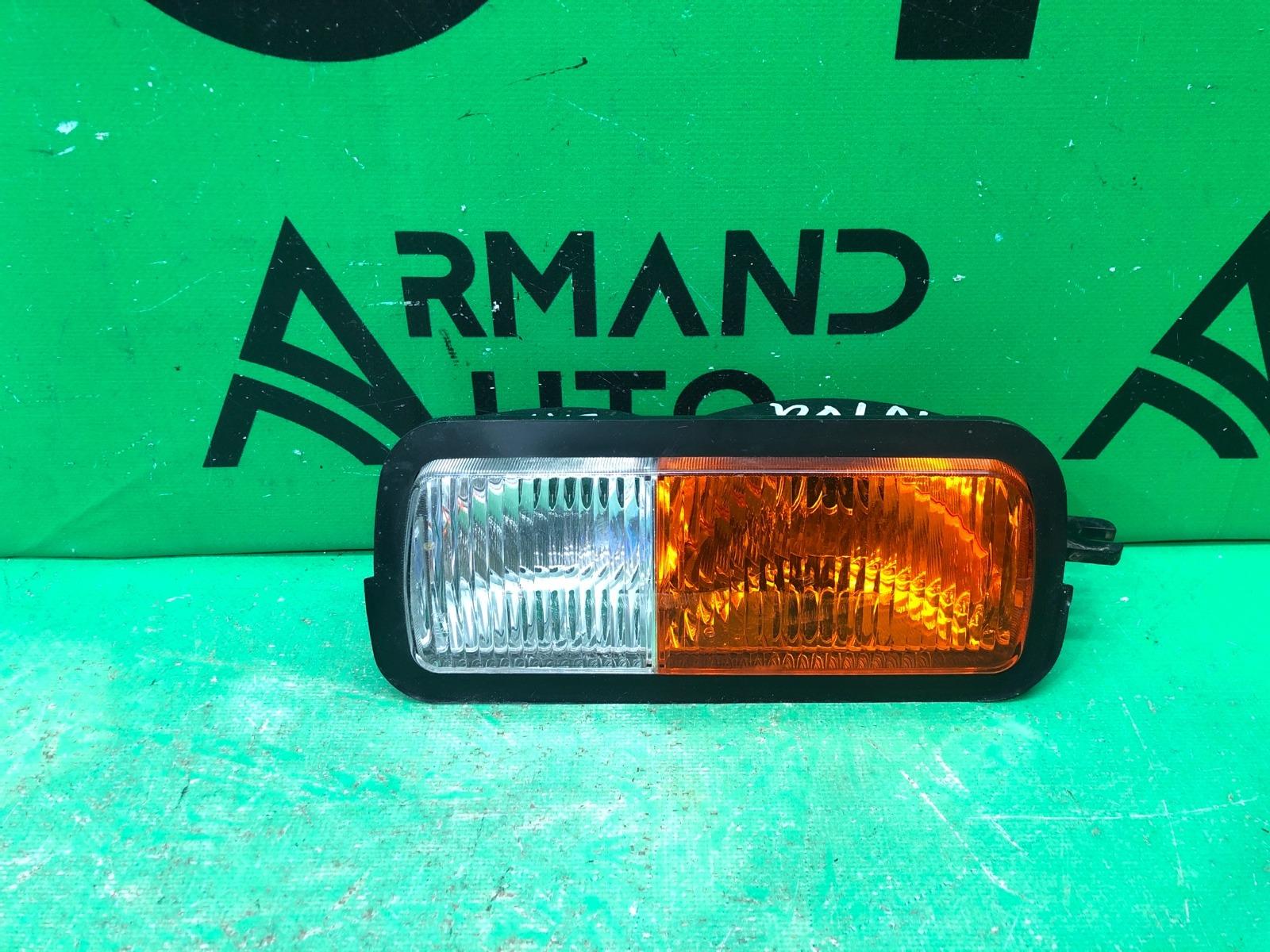 Указатель поворота Lada Niva 2121 1993 передний левый (б/у)