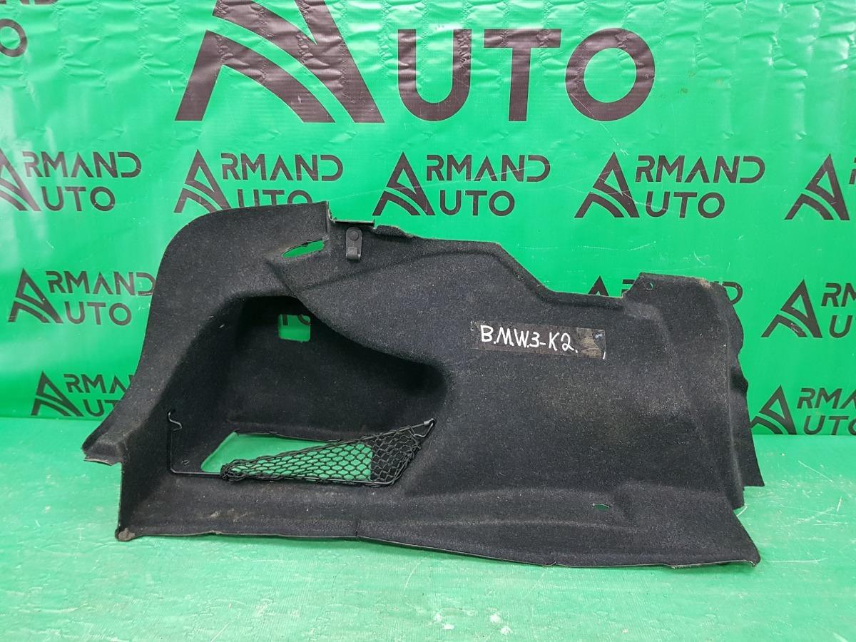Обшивка багажника Bmw 3 F30 2011 левая (б/у)