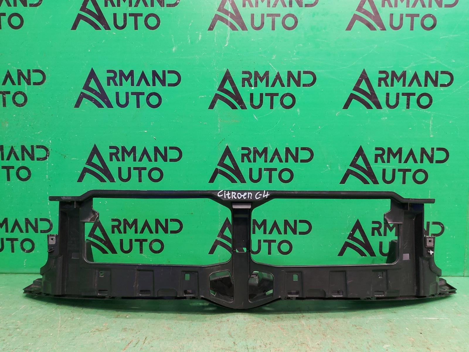 Панель передняя ( телевизор ) Citroen C4 Grand Picasso 2 2013 (б/у)
