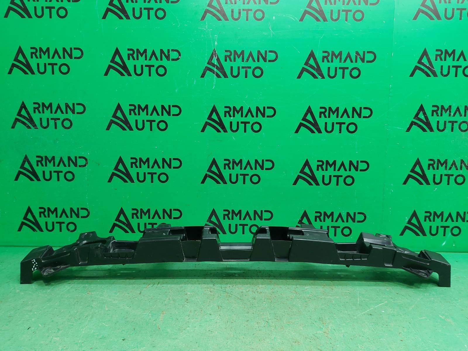 Усилитель бампера Renault Duster 1 2010 задний (б/у)