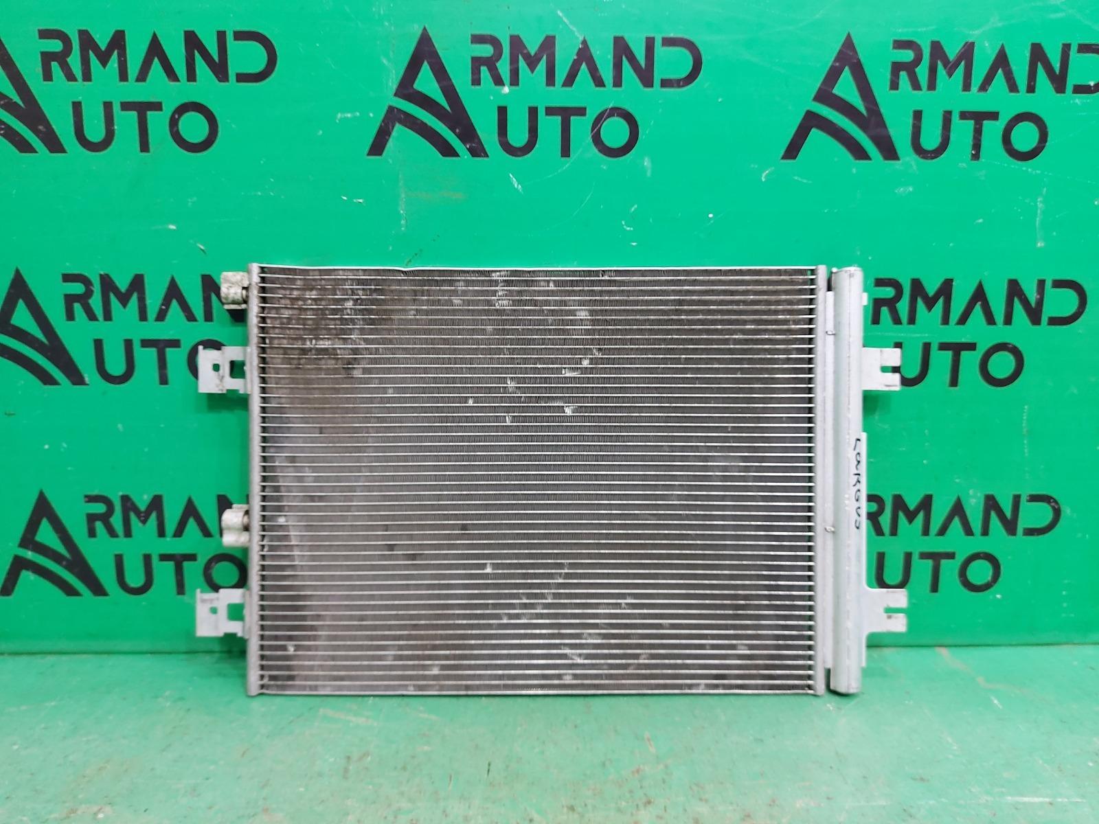 Радиатор кондиционера Renault Duster 1 2010 (б/у)