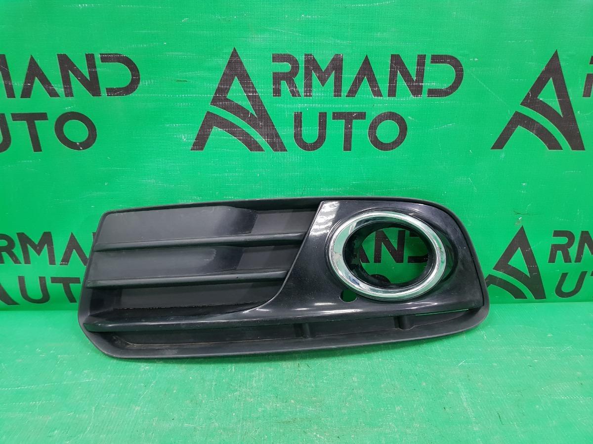 Накладка птф Audi Q5 8R РЕСТАЙЛИНГ 2012 левая (б/у)