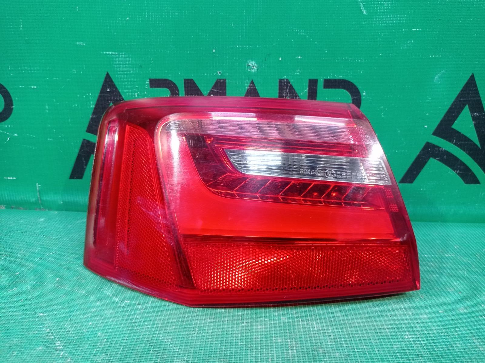 Фонарь внешний Audi A6 4 C7 2011 левый (б/у)