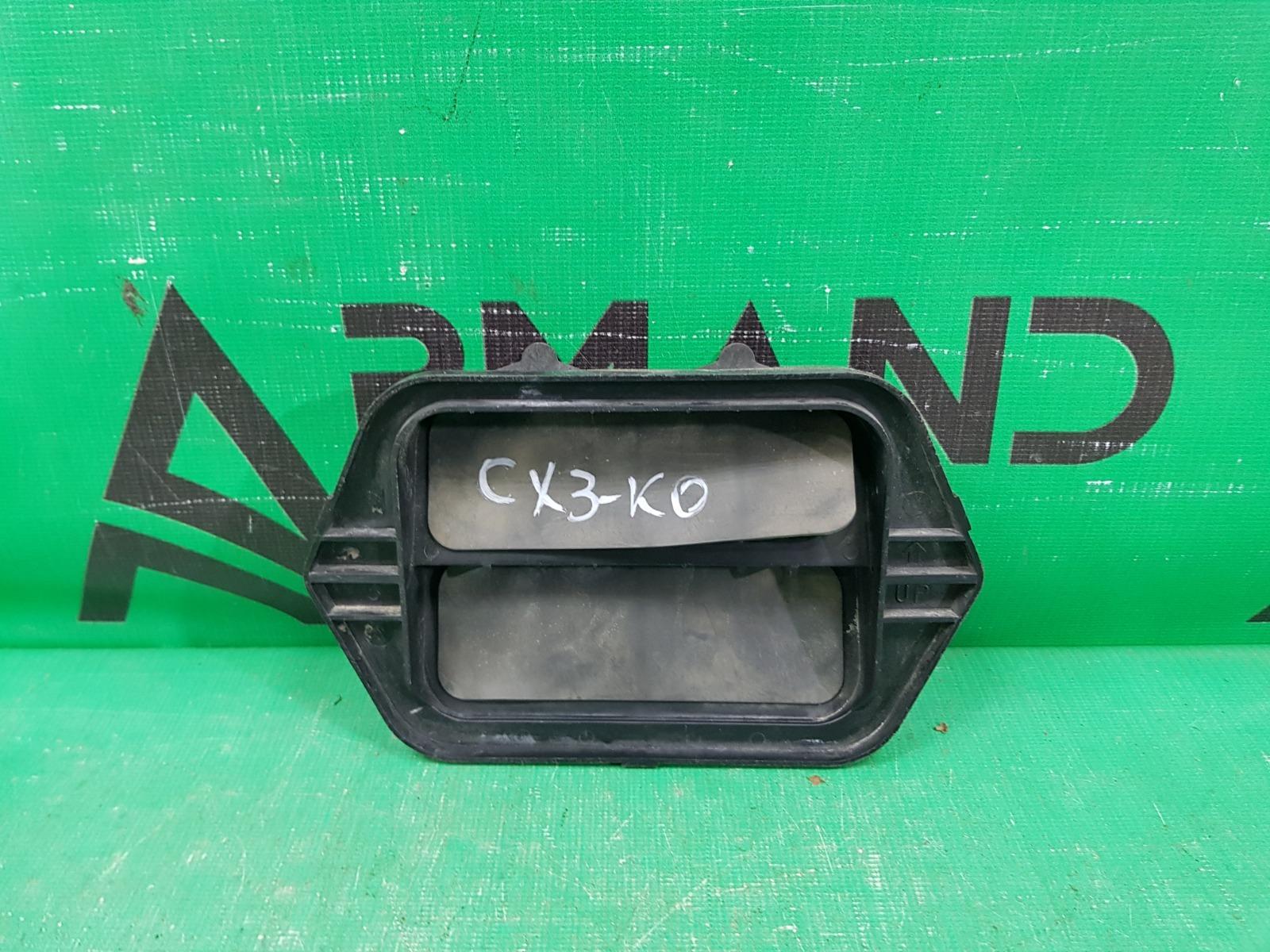 Решетка вентиляционная Mazda 3 BL 2009 задняя (б/у)