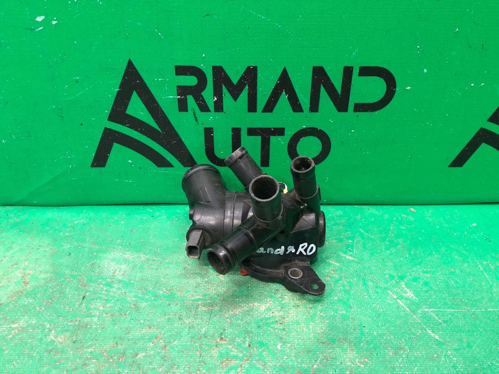 Корпус термостата Renault Sandero 2 2014 (б/у)