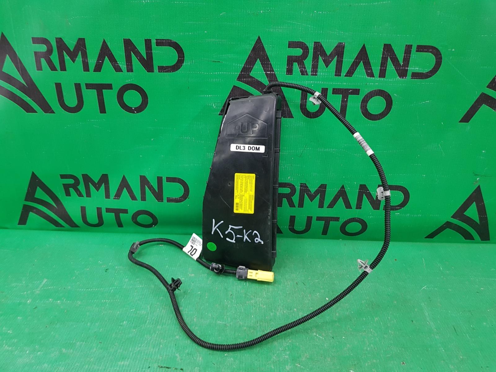 Подушка безопасности Kia K5 3 2020 передняя правая (б/у)
