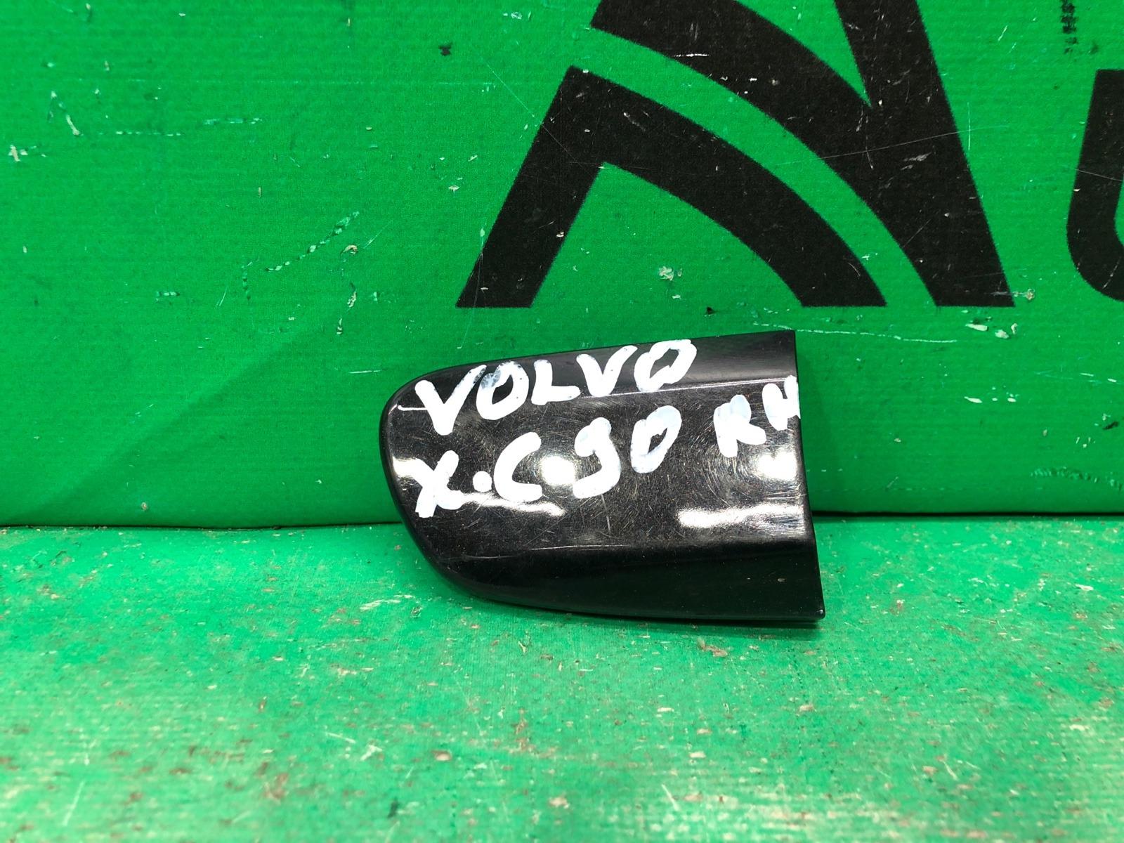 Накладка ручки двери Volvo Xc90 1 2002 задняя правая (б/у)
