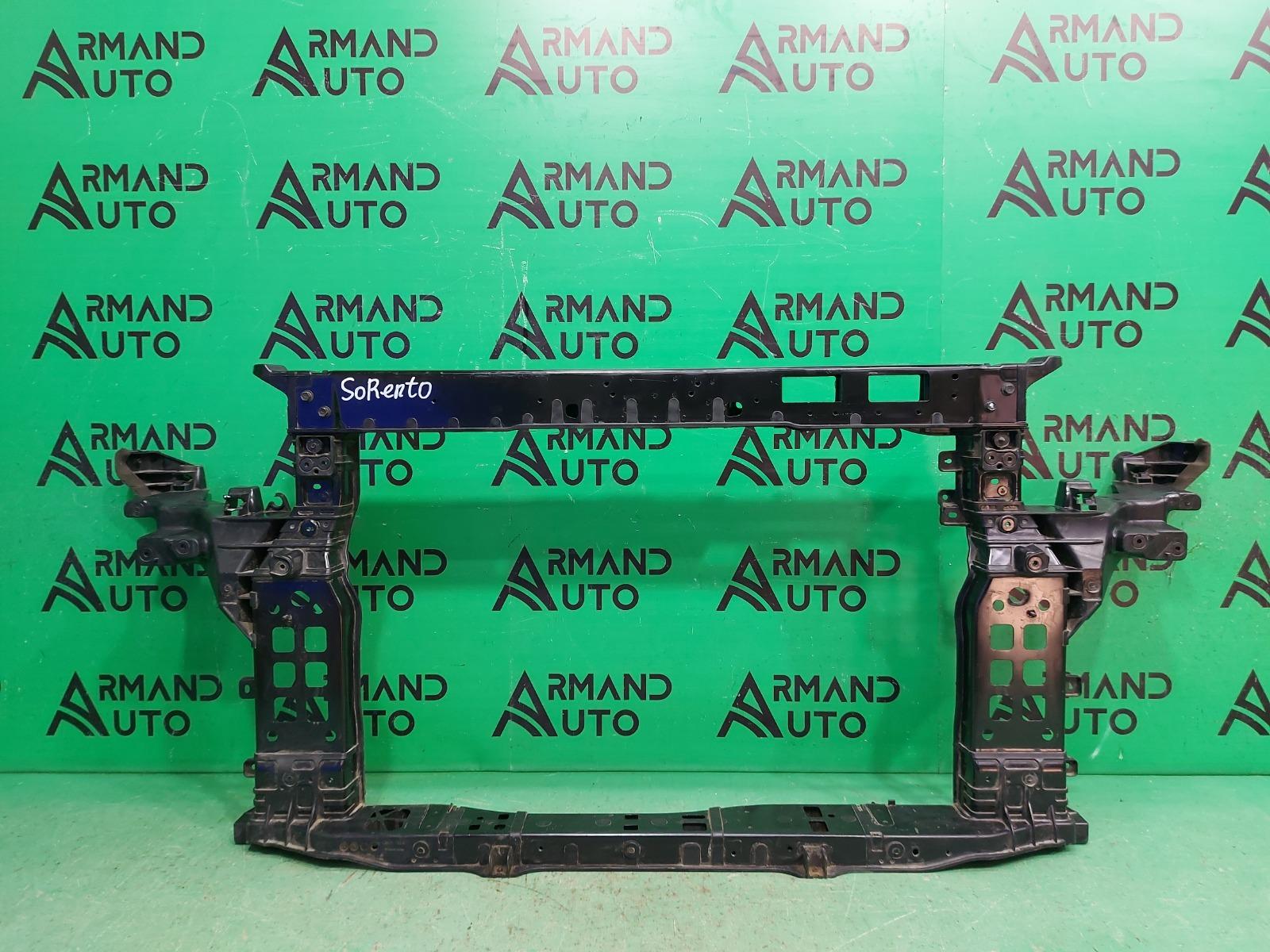 Панель передняя ( телевизор ) Kia Sorento 3 PRIME 2014 (б/у)