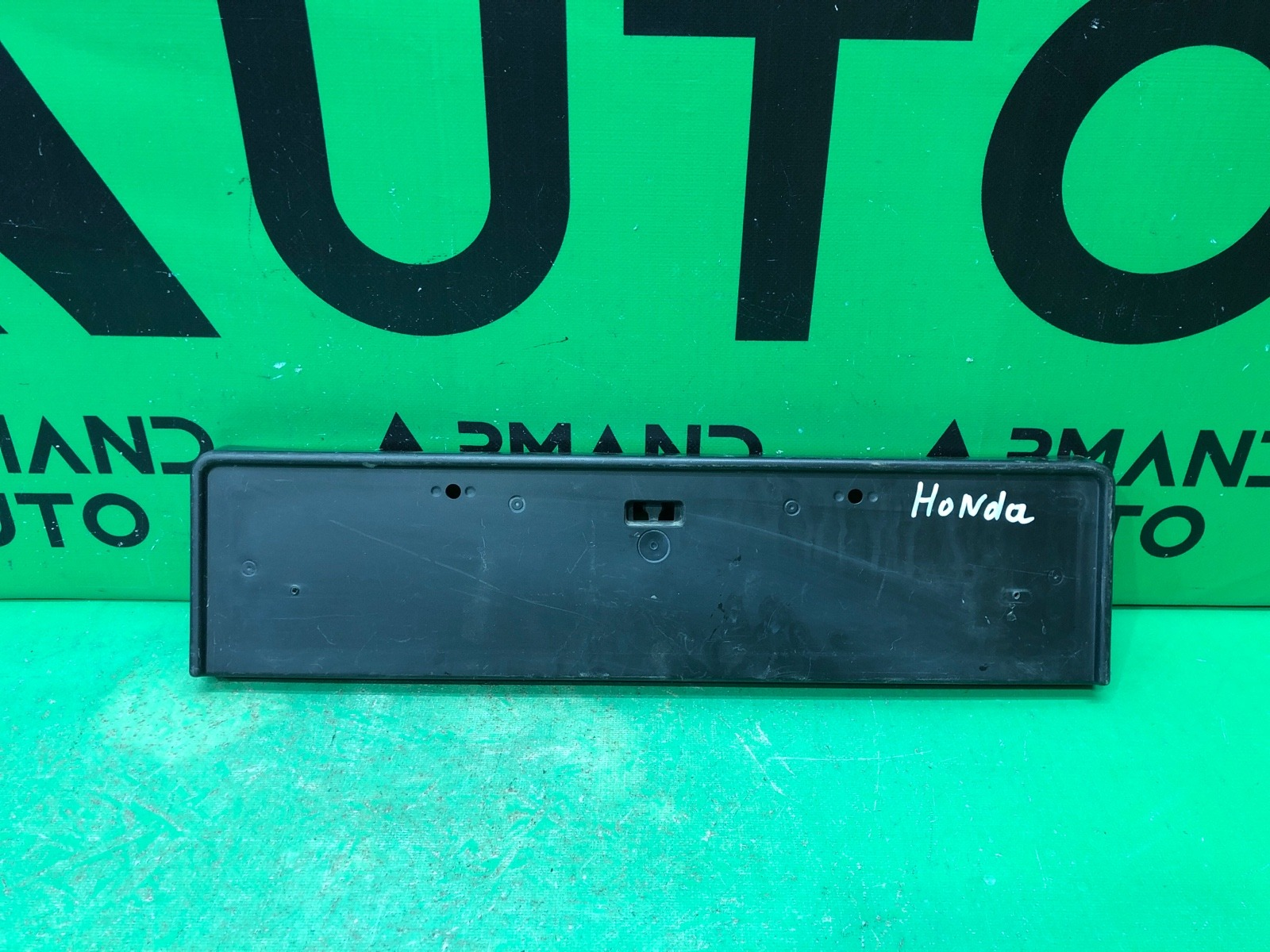 Площадка номерного знака Honda Cr-V 5 2016 (б/у)