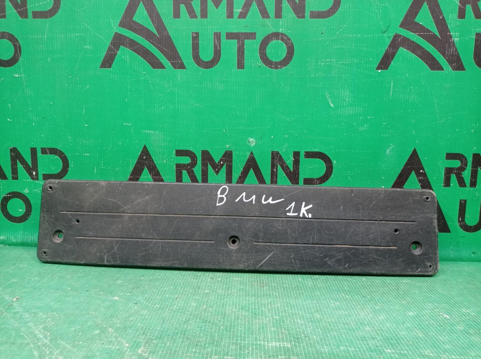 Площадка под гос номер Bmw X3 F25 2010 передняя (б/у)