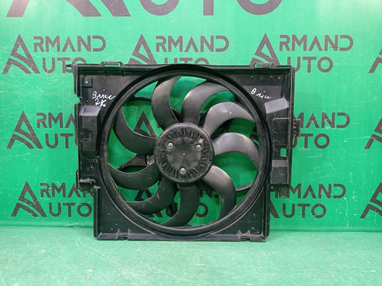 Диффузор вентилятора Bmw 3 Series F30 F31 F32 F33 F35 F36 2011 (б/у)