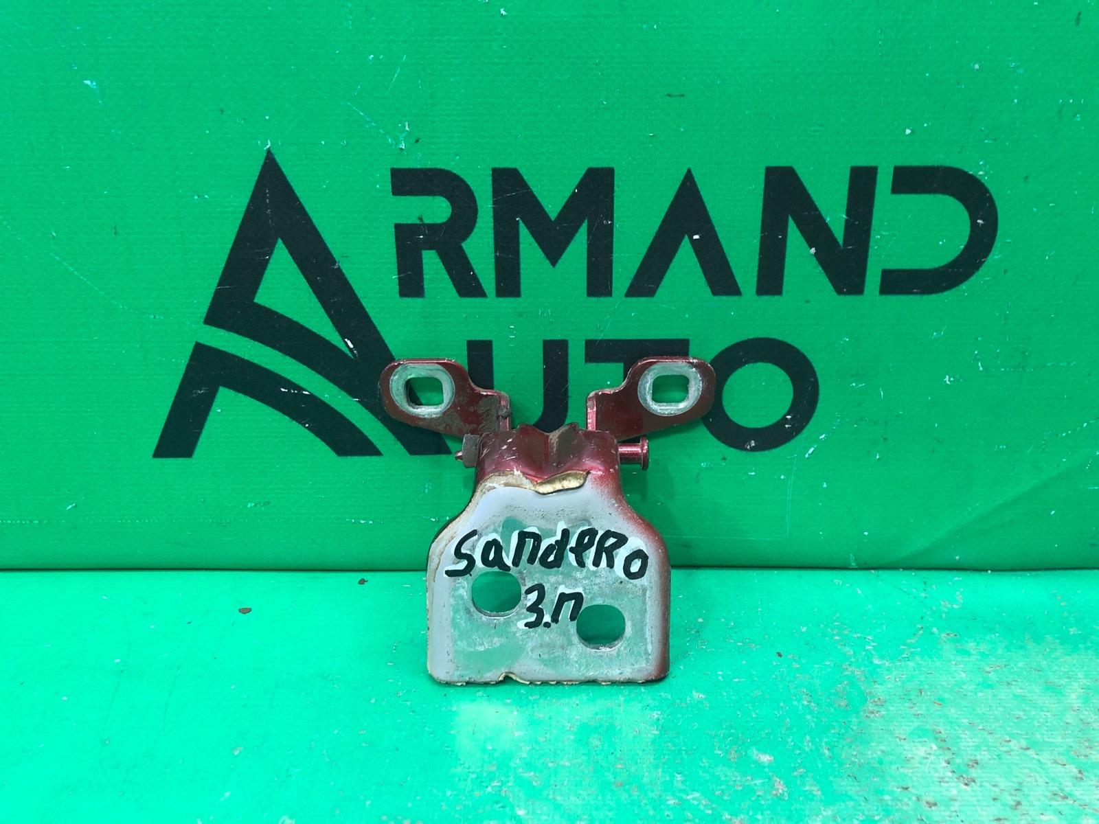 Петля двери Renault Sandero 1 2009 задняя правая (б/у)