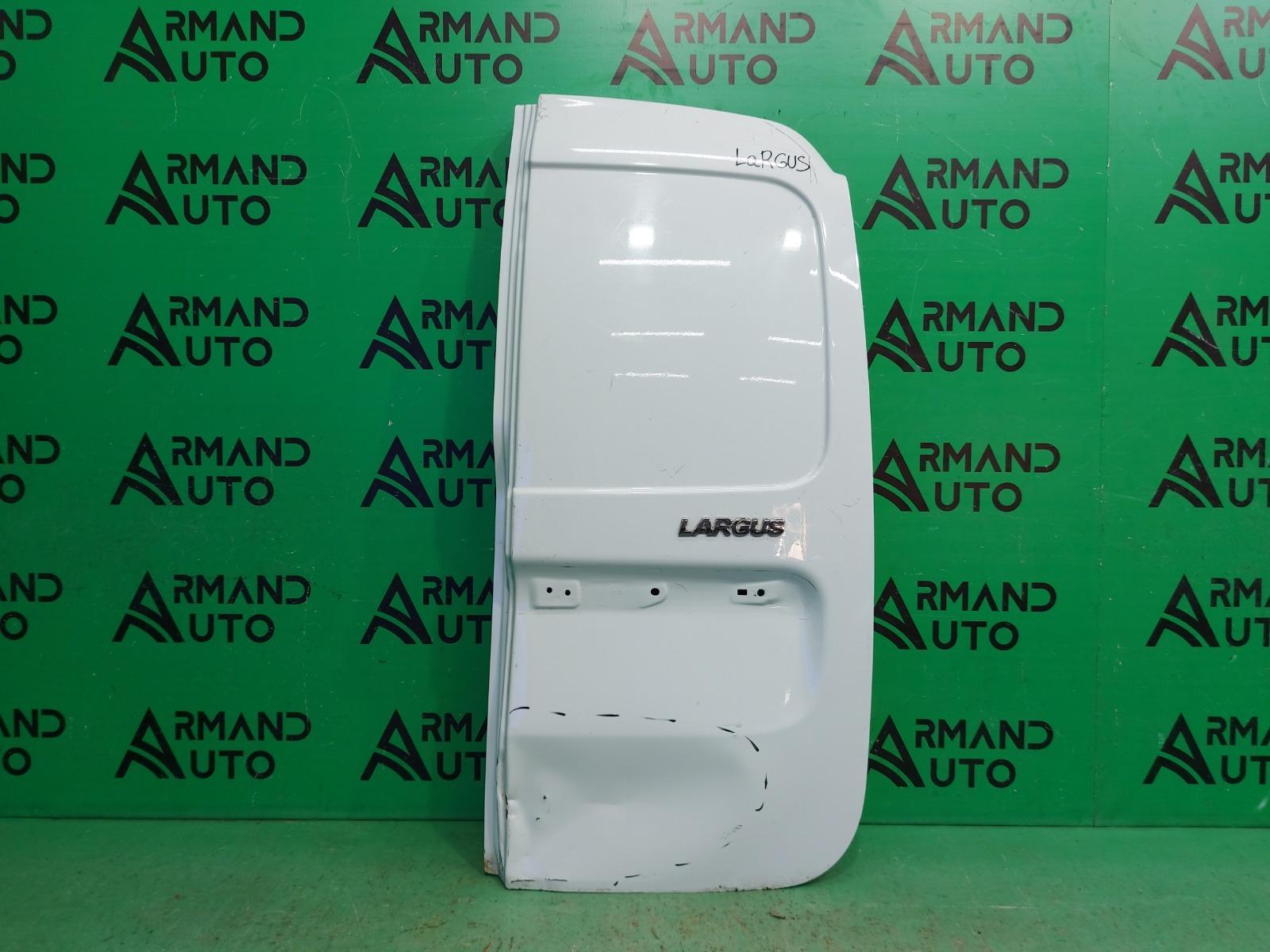 Дверь багажника Lada Largus 1 2012 правая (б/у)