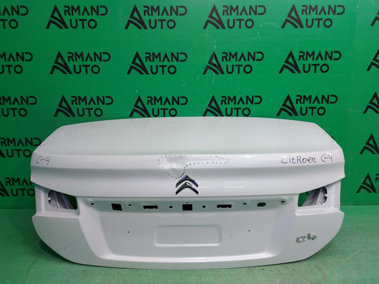 Крышка багажника Citroen C4 2010 (б/у)